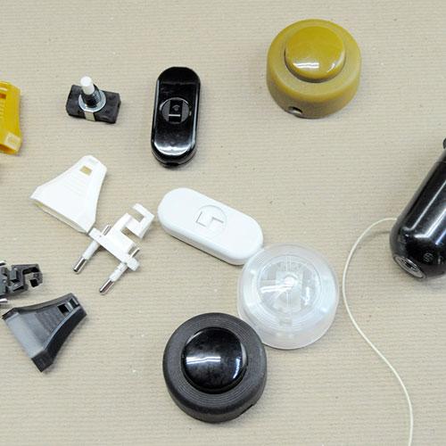 Lamparas cebria fabricaci n restauraci n y repuestos de - Interruptores para lamparas ...