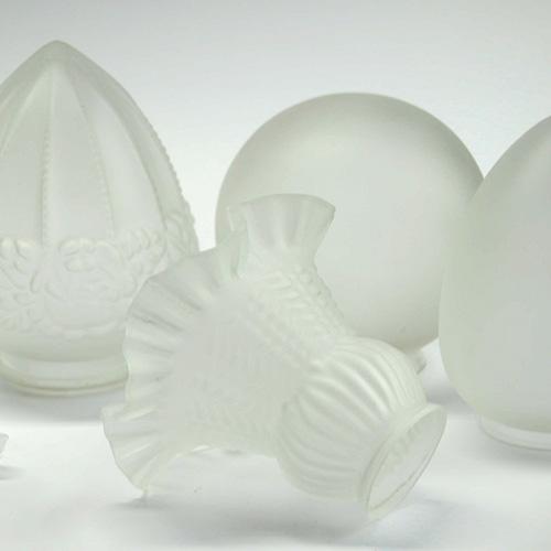 Tulipas de cristal antiguas replicas y nuevas de estilo - Tulipas de lamparas ...