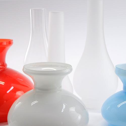 Tulipas de cristal antiguas replicas y nuevas de estilo for Replicas de lamparas